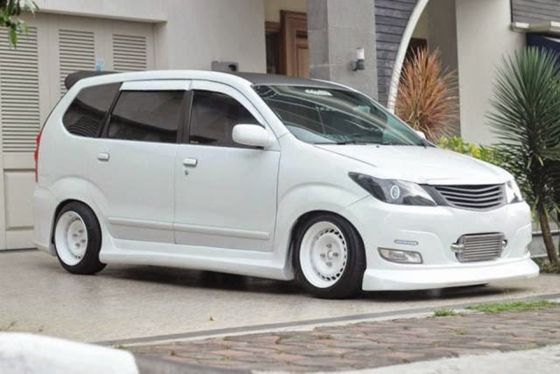 Grand New Avanza Veloz Matic Review All Kijang Innova Diesel Modifikasi Ceper Ala Jdm Drag Race ...
