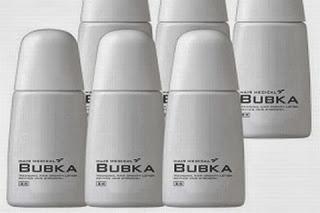 濃密育毛剤BUBKA