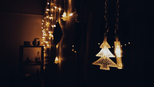 One of the most exciting things I ordered were some lights! Anyone who  knows me knows that my room isn't complete without some fairy lights, so  Christmas ... - ABSOLUTELY SARAH: 2016