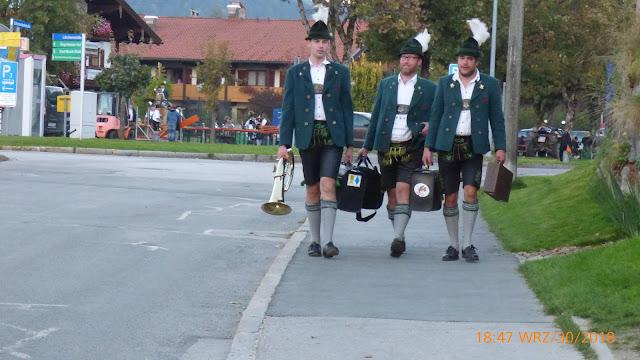 Pożegnanie lata w Inzell