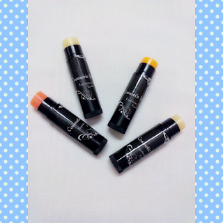Natural LIP BALMS by Cosmetic Junction Get Soft, Pink Lips in minutes