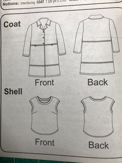 Now Sewing: Columns and Basics and More
