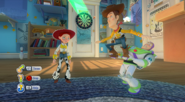 Toy Story 3 The Video Game PC Full Version Screenshot 3