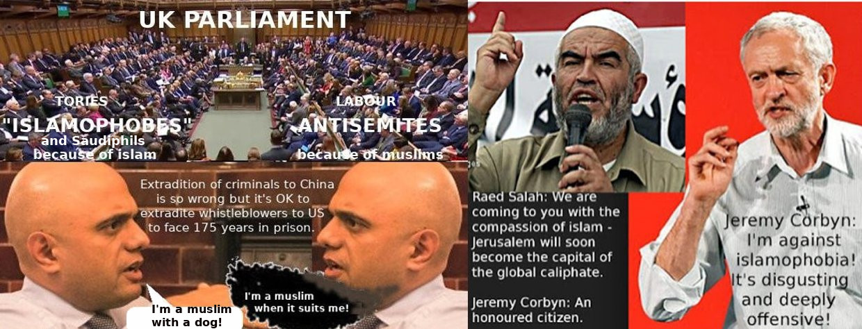 UK's islamic Parliament