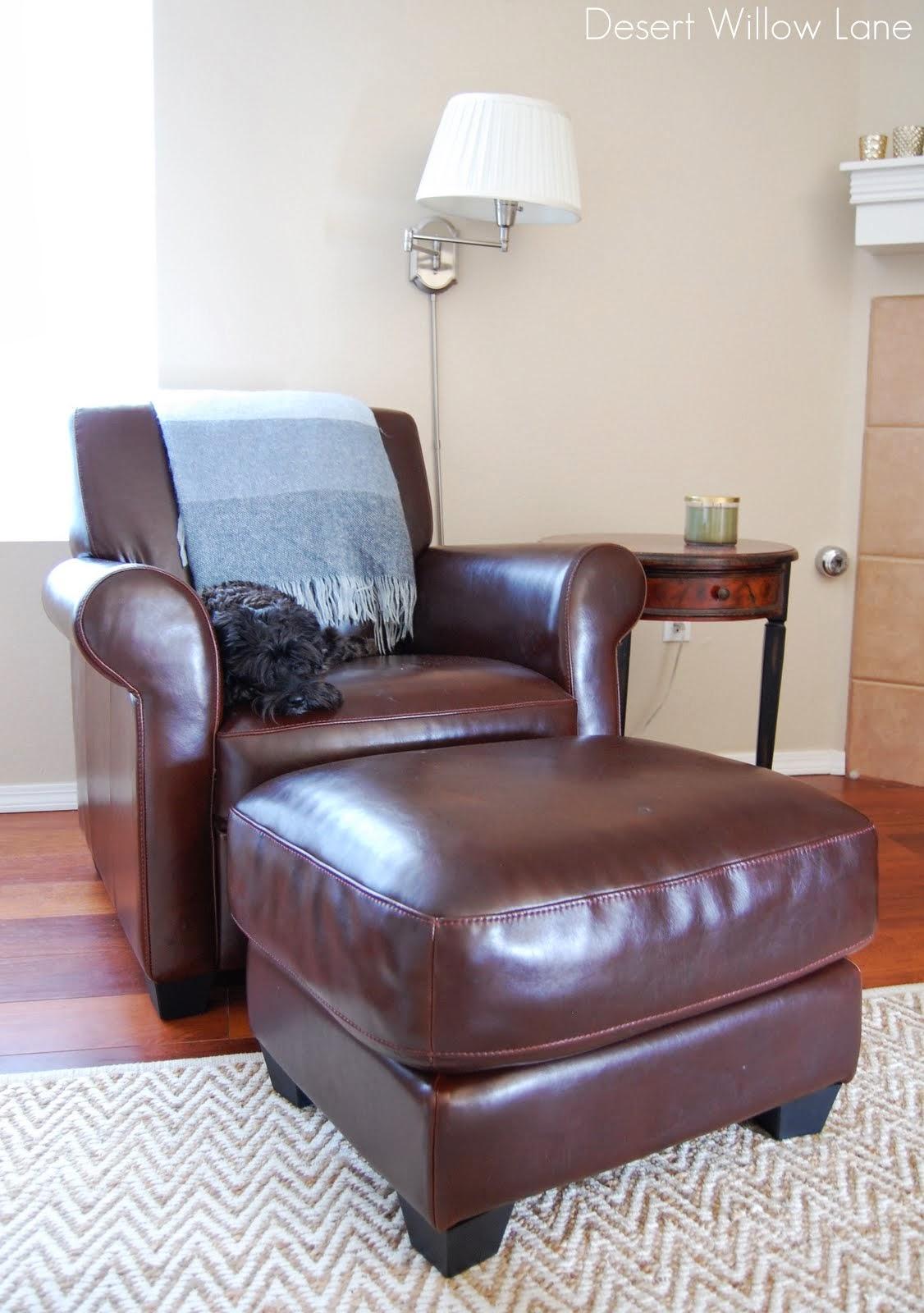 Miraculous Distressing New Leather Furniture Diy Desert Willow Lane Ibusinesslaw Wood Chair Design Ideas Ibusinesslaworg