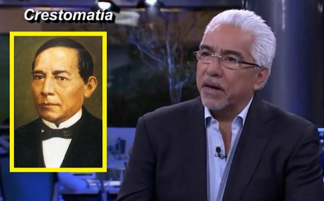 """Peña Nieto fue un excelente presidente, superando incluso a Benito Juárez"": Ricardo Alemán"