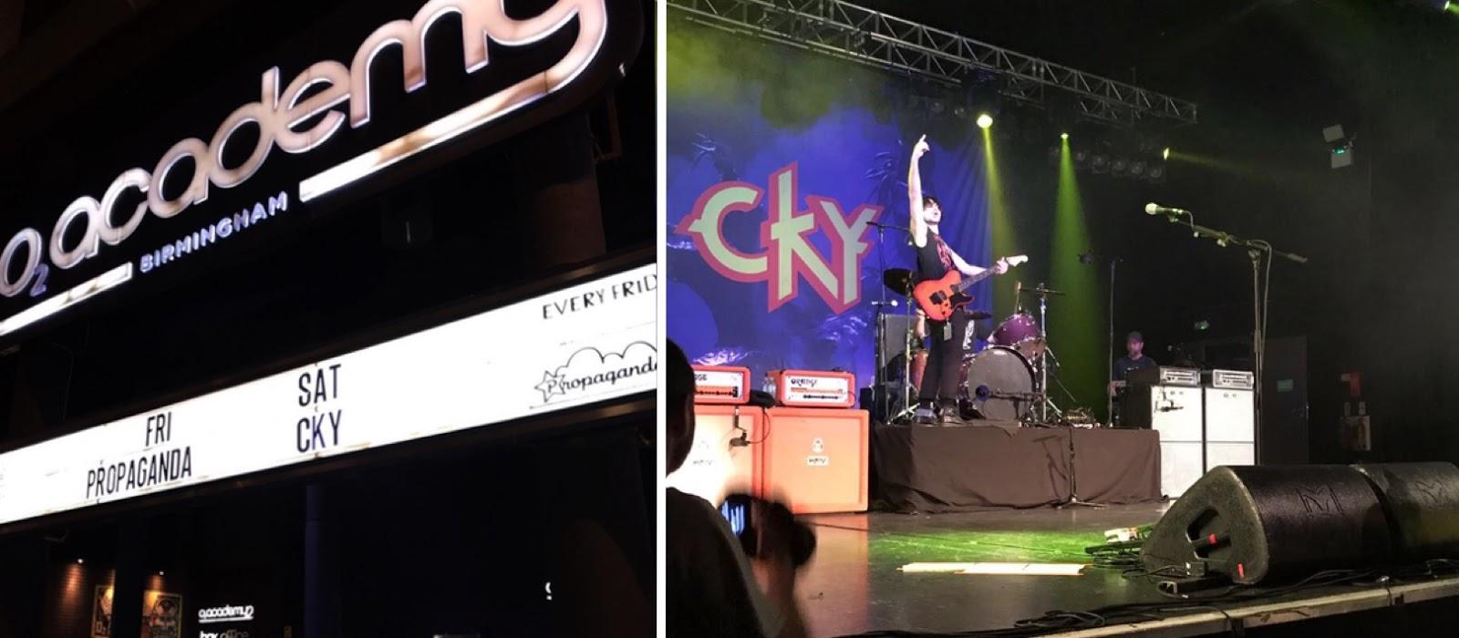 cky gig 2017