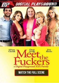 Meet The Fuckers: A DP XXX Parody