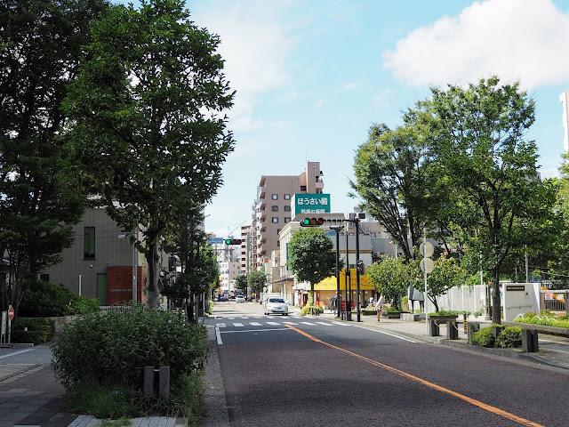 鶴見 旧東海道