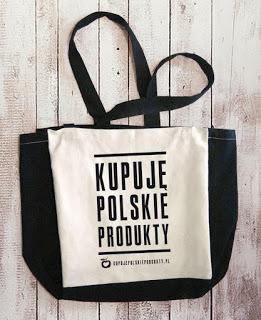 """Torby zakupowe """"Kupuję Polskie Produkty!"""""""