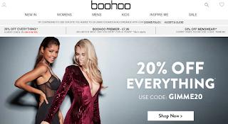 Britische Internet-Unternehmen: Boohoo.com