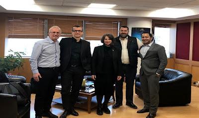 Την Παρασκευή 15 Φεβρουαρίου 2019 πραγματοποιήθηκε συνάντηση του Υφυπουργού  Ψηφιακής Πολιτικής 82ff114dd41