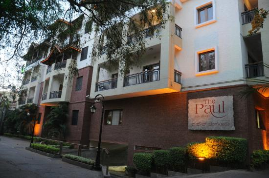 The Paul Hotel Bangalore (Bengaluru) is a truly a world of luxury accommodation.