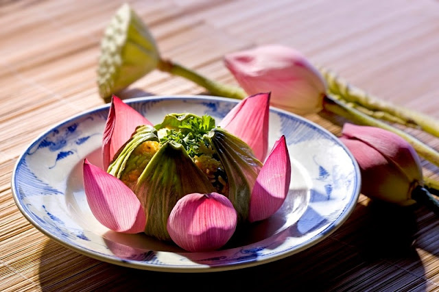 Lotus Takes Pride of Place in Hue'sRoyal Gastronomy 2