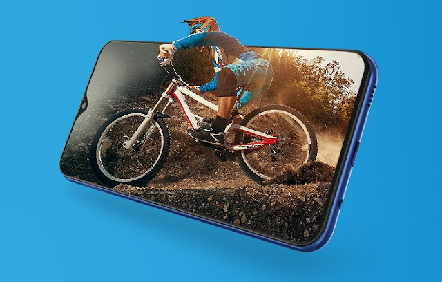 Samsung Galaxy M20 with Infinity V display – Full specifications, design, features and price
