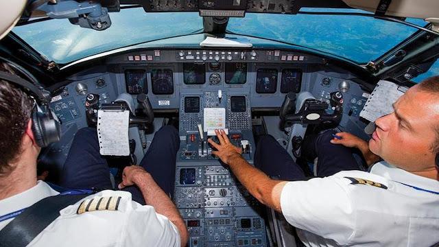 6 Hal Ini Diketahui oleh Pilot, tapi Tak Disadari Penumpang Pesawat