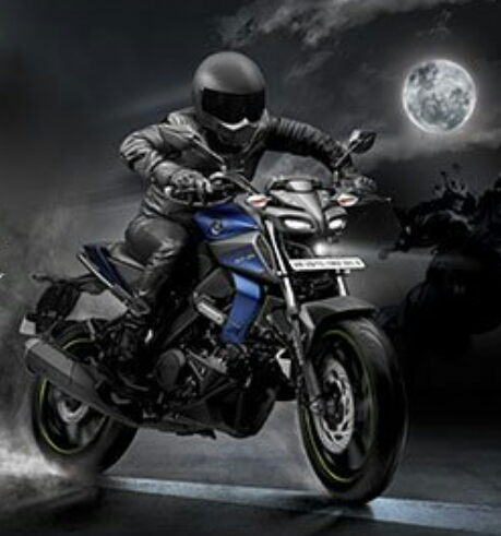 Yamaha launch her new MT-15 bike.