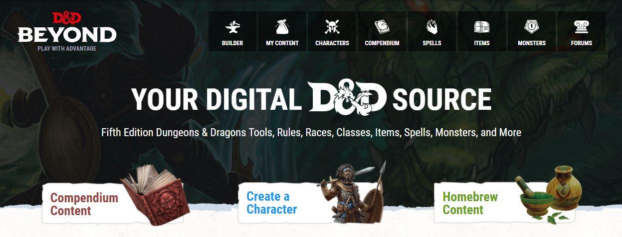 somnambulant gamer d d beyond part 1 character creation