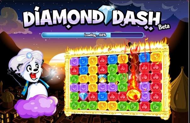 10.+diamond+dash