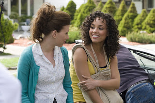 the nanny diaries-scarlett johansson-alicia keys