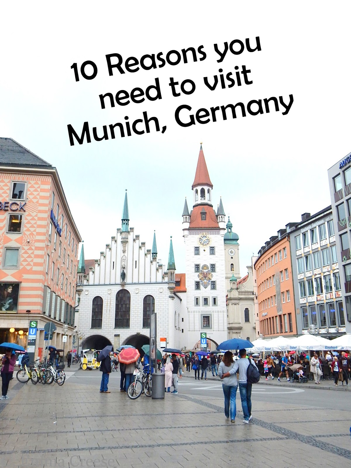 how to get from london to munich