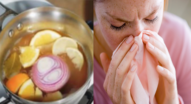 You Will Surely Feel Better Naturally In Just One Day! With This Miracle Against Flu And Cold!