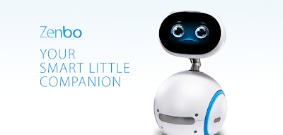 Asus Announces Zenbo, Home Companion Robot for only $599