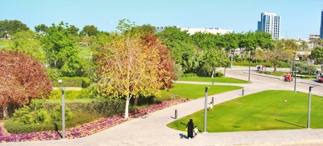 Una visita al Museo de Arte Islámico de Doha Jardines