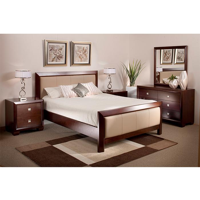 Dipan Jati Minimalis - Model Tempat Tidur Jati