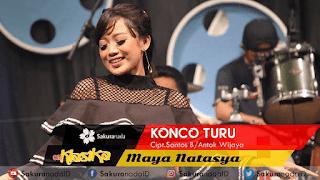 Lirik Lagu Maya Natasya - Konco Turu
