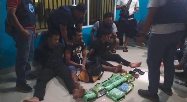 BNNP Bangka Belitung Amankan  6 Kg Sabu dan Ribuan Butir Ekstasi