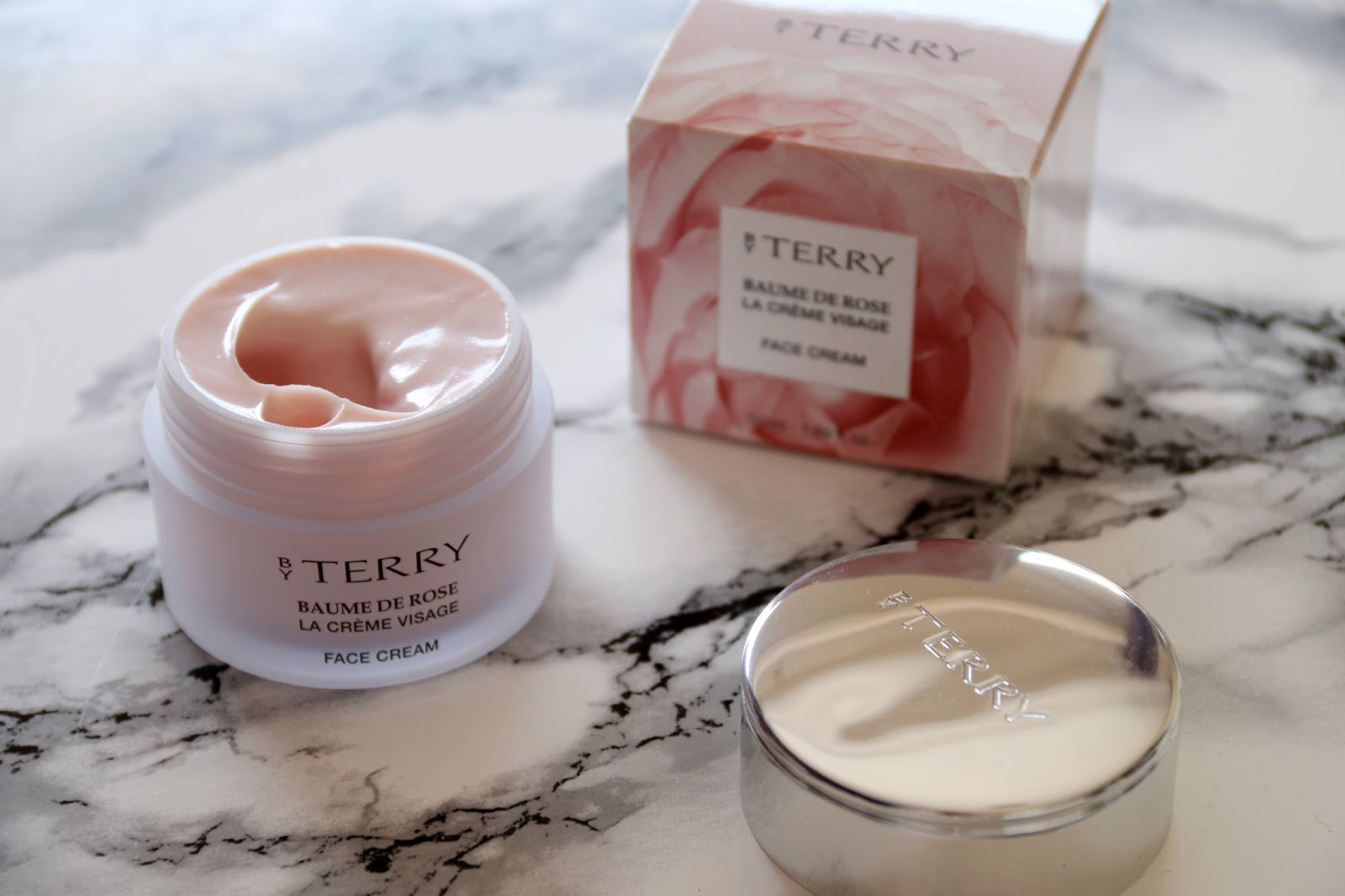 By Terry Baume de Rose Face Cream & Crystalline Lip Care Review