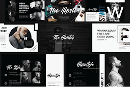 Hipster Free Powerpoint Template