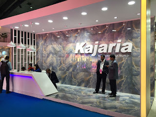 Kajaria participated in Acetech exhibition 2016