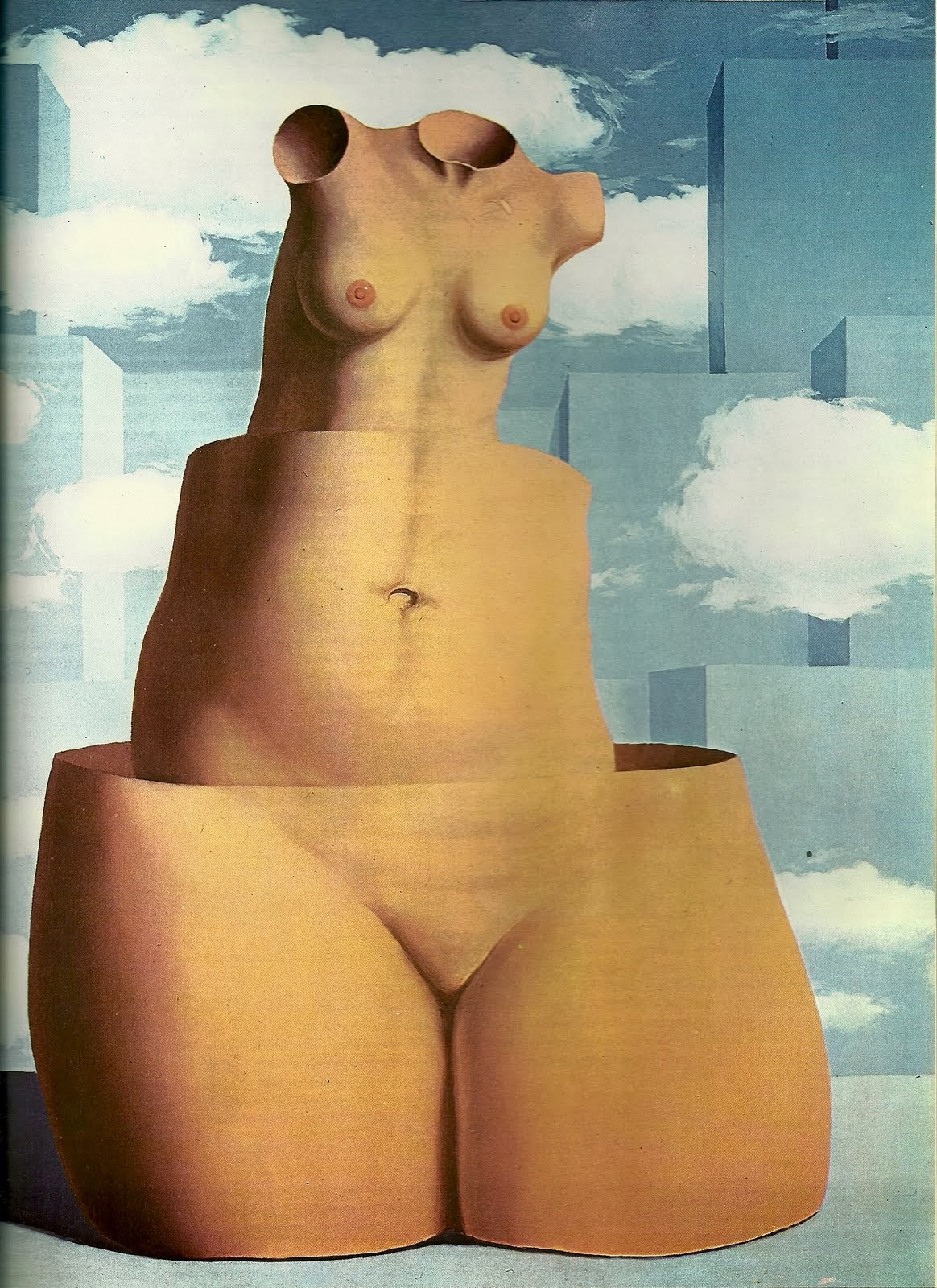 Surrealismo magritte