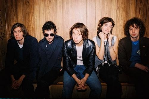 The Strokes...dress not to impress BUT to be uniquely trendy