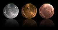 Medali Olimpiade 2016 Rio Brasil