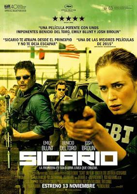 """""""Sicario"""" (Denis Villeneuve, 2015)"""