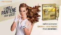 Promoção 1 ano de Pantene grátis pra Você panteneparavoce.com.br