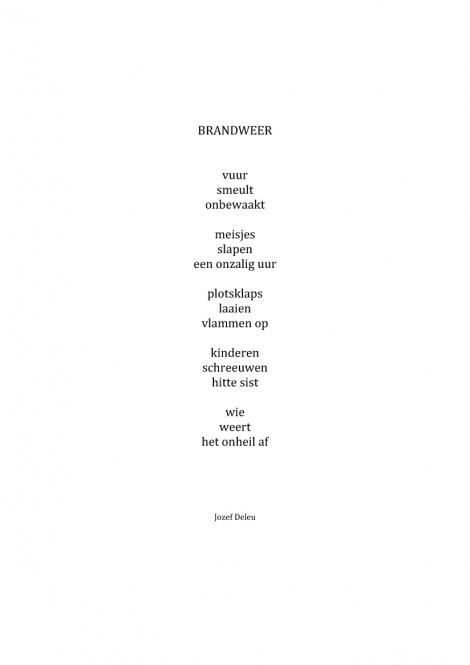 Favoriete Gedicht Andere Baan YA08 | Belbin.Info &CY42