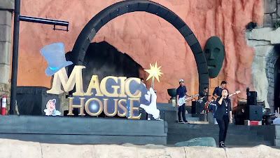 Magic house Dufan