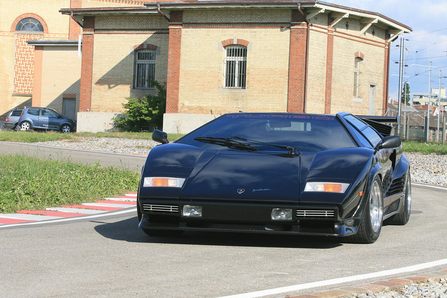 Karznshit Lamborghini Countach Turbo S