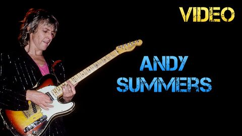 Biografía de Andy Summers (Vídeo)