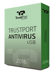 Download TrustPort Antivirus USB Edition 2017 Offline Installer