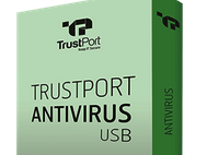 Download TrustPort Antivirus USB Edition 2017 for Windows 10