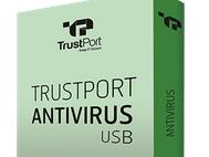 Download TrustPort Antivirus USB Edition 2017 for Windows 10