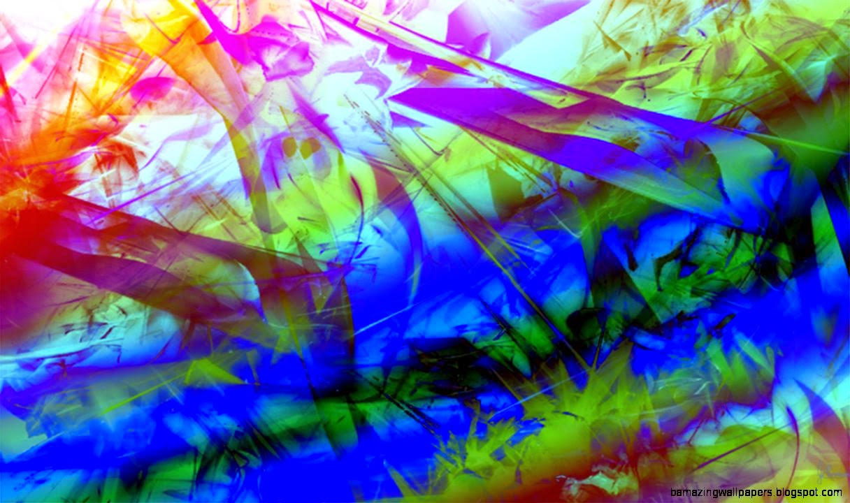 Splatters Neon Wallpaper Paint Tumblr