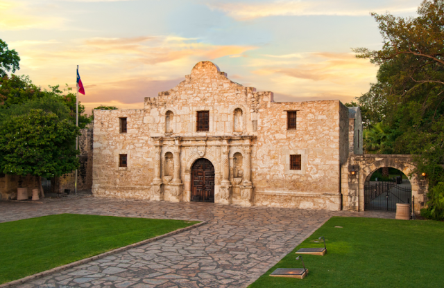 7 Top-Rated Tourist Attractions in Texas 2018 The Historical Buidling of Alamo