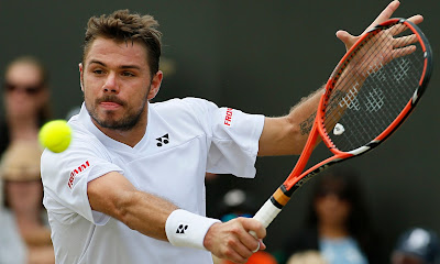 Stan Wawrinka's US Open Tennis 2017 Players
