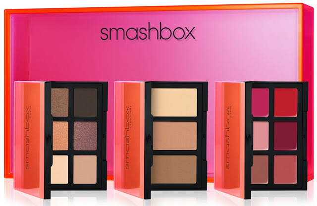 Smashbox Light It Up 3 Mini Palettes $23 ($82 value)